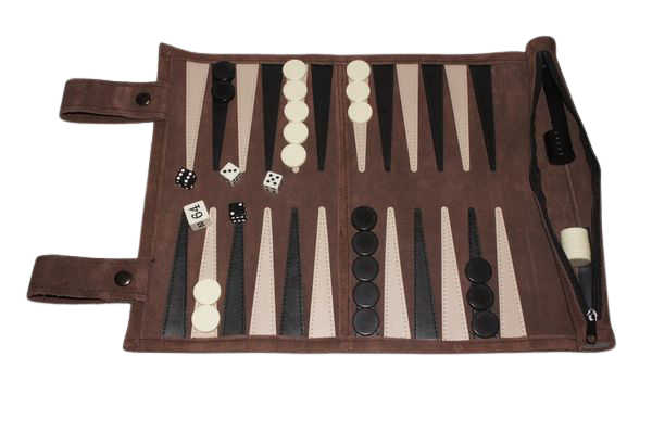 Leder Backgammon