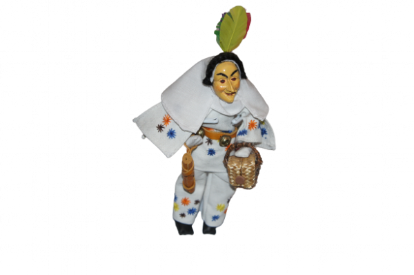 Stoff-Figur Narro